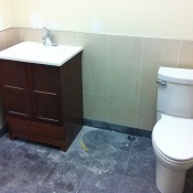 commerical washroom